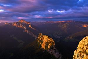 photos de paysage des montagnes de chartreuse - thomas capelli