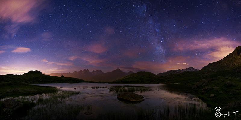 Lac Guichard, voie Lactée