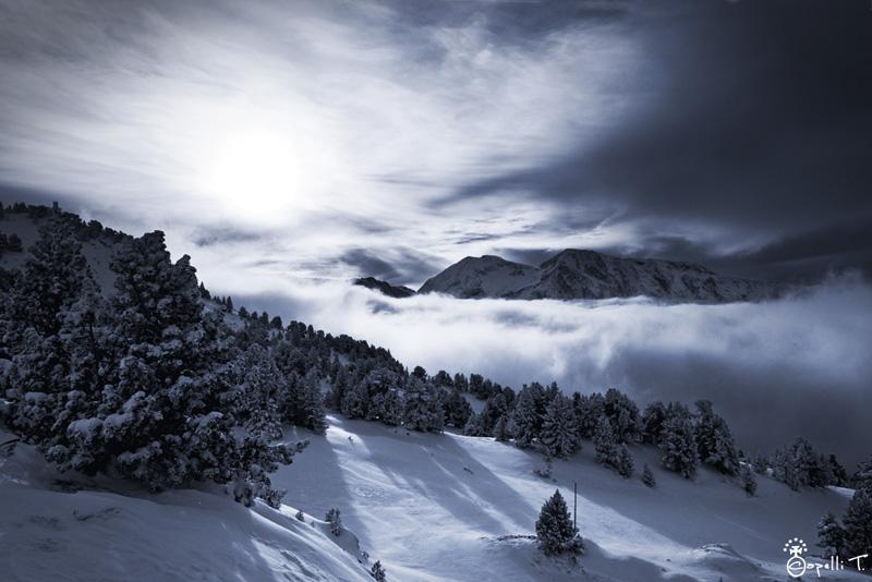 nuages chamrousse