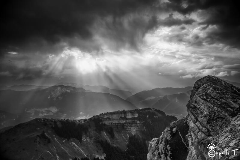 photo du Sangle de la Barrere, massif de la chartreuse - Thomas CAPELLI