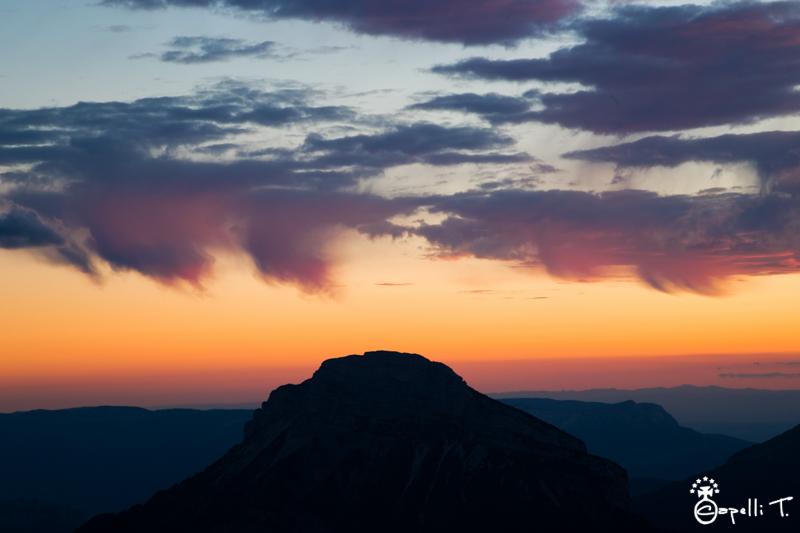 nuages sur chamechaude - Thomas CAPELLI