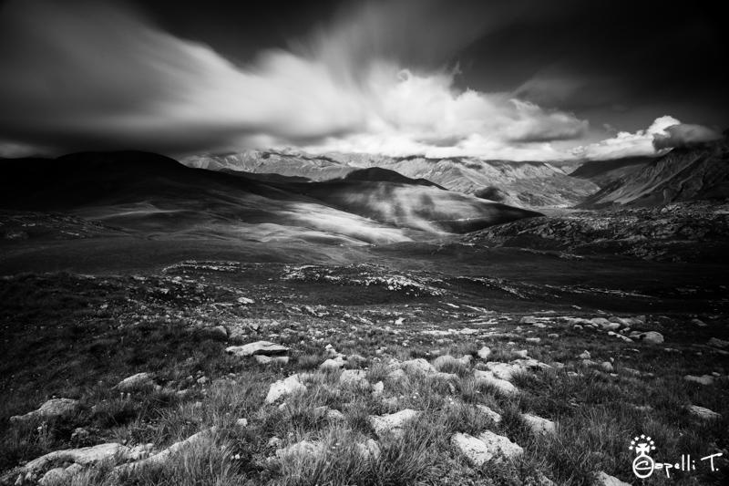 Ambiance orageuse au col du souchet - Thomas CAPELLI
