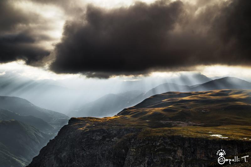 ambiance nuageuse au plateau d'emparis - Thomas Capelli