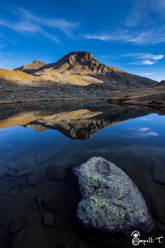 Reflet sur le Lac rond - Thomas Capelli