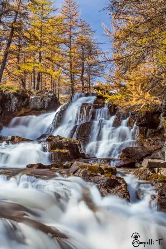 cascade de fontcouverte - Thomas Capelli