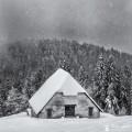 habert du billon en hiver - Thomas Capelli
