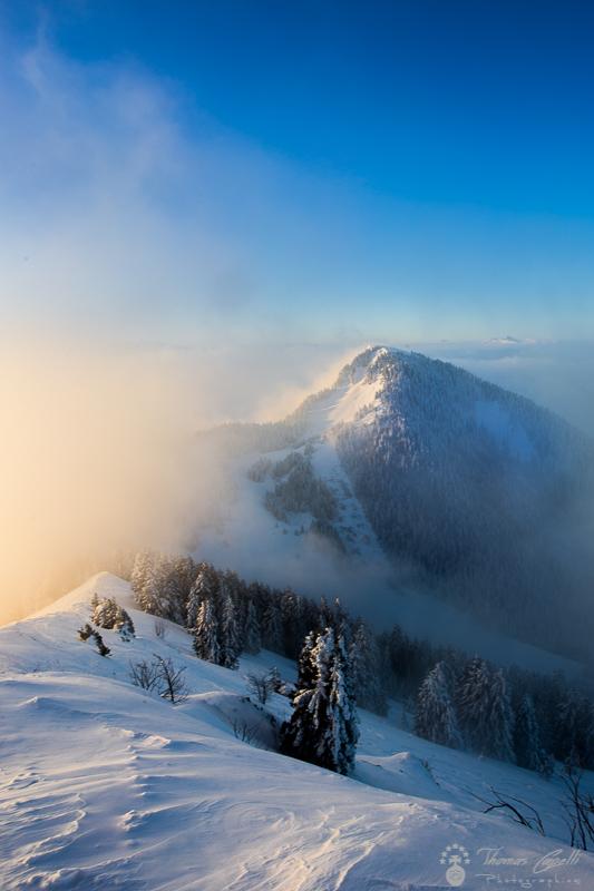 Ski de rando au Bec Charvet  - Thomas Capelli