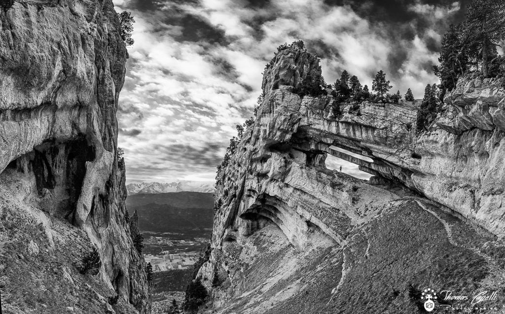 la tour percée, hauts plateaux de chartreuse - Thomas Capelli