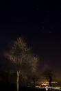 Nuit devant Orion